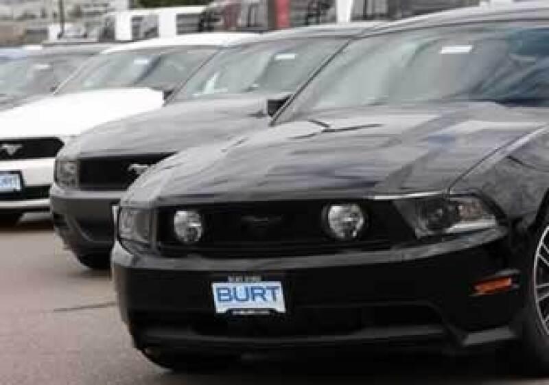 Ford le ha robado mercado a las otras dos armadoras de Detroit. (Foto: AP)