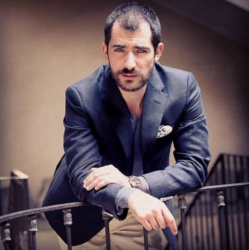 Manuel Balbi es uno de los galanes más queridos de la TV.