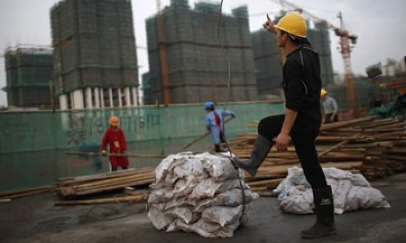 La economía china puede desacelerarse abruptamente. (Foto: Reuters)