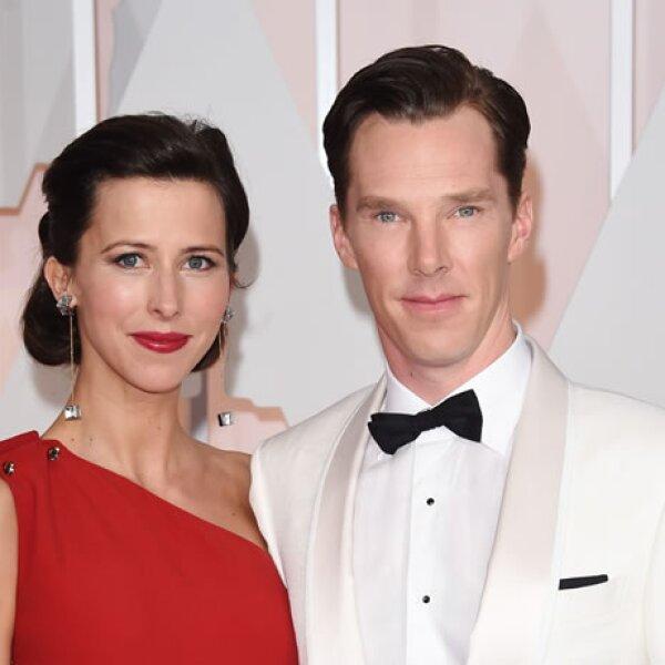 Benedict Cumberbatch, Sophie Hunter.