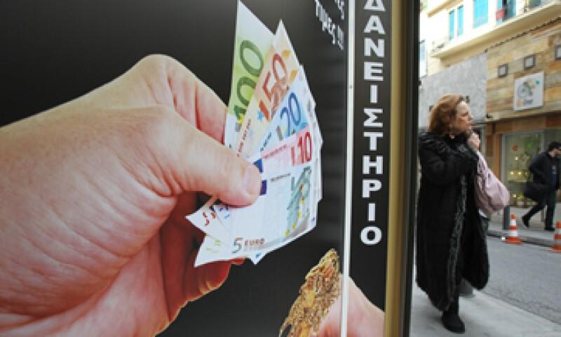 La eurozona liberó el segundo paquete de rescate para Grecia por 130,000 millones de euros (Foto: AP)