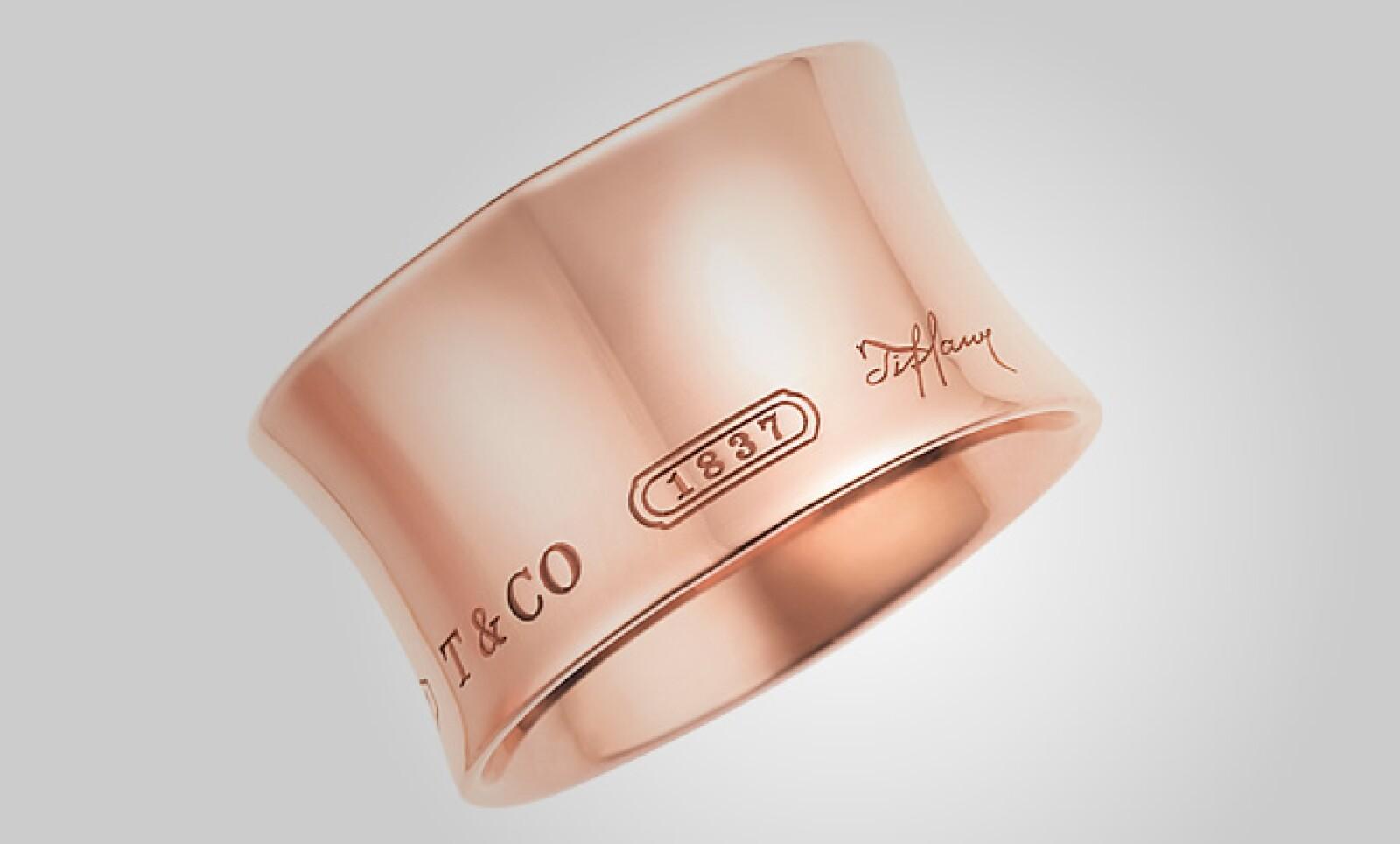 La colección se encuentra disponible en las boutiques selectas de Tiffany & Co. en todo el mundo