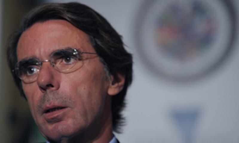 La UE necesita revisar sus objetivos a largo plazo, dijo José María Aznar. (Foto: EFE)