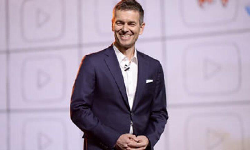 Robert Kyncl, director de negocios de YouTube. (Foto: Getty Images)