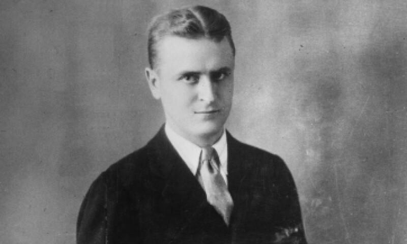 Fitzgerald definió los excesos y extravagancias de los años 20 con la novela sobre la vida de Jay Gatsby. (Foto: Getty Images )