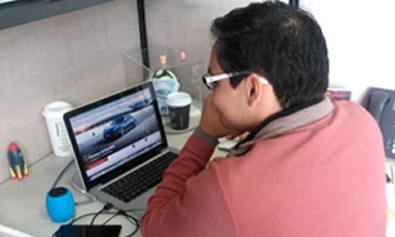 Autos por Internet