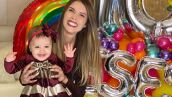 Marlene Favela y su hija Bella