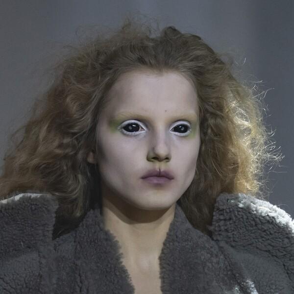 PFW-Paris-Fashion-Week-Runway-Pasarela-Beauty-Look-Belleza-Rick-Owens