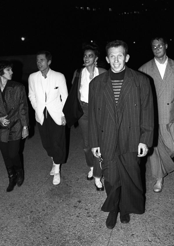 Bergdorf Goodman Party for Jean Paul Gaultier, New York