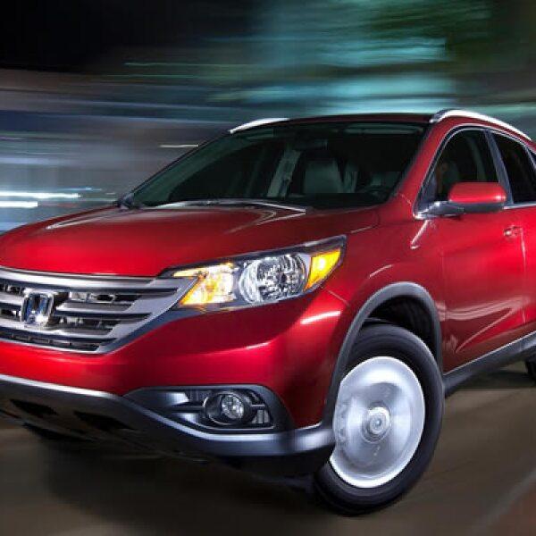 La nueva versión de la SUV japonesa tiene líneas más robustas y un diseño más espacioso en su parte trasera.
