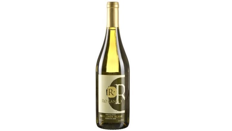 Roganto 2007, un Sauvignon Blanc de aromas tropicales.