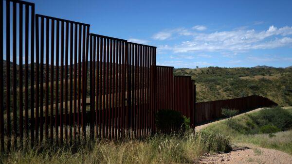 Frontera Arizona con México