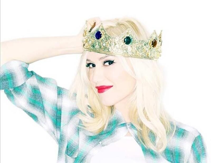 Dispuesta a ceder su corona, Gwen Stefani seguirá siendo la reina de la casa.