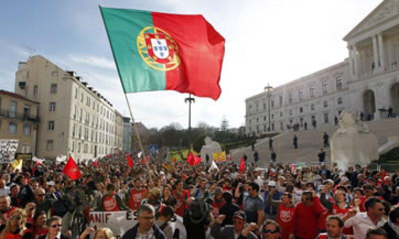 Los bancos de Portugal aprovecharon la oferta de fondos baratos a largo plazo del BCE. (Foto: AP)