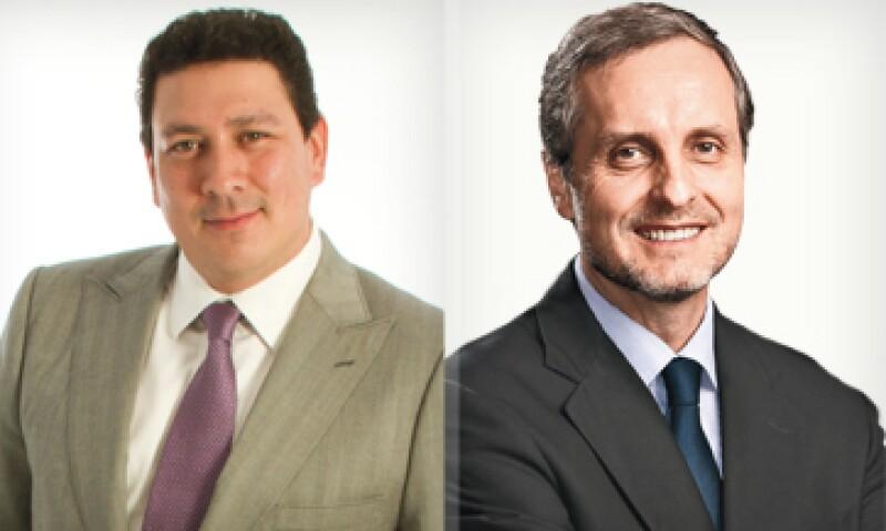 Alejandro Cetto de Valle Redondo y Daniel Servitje de Bimbo, enfrentaron el reto de hacer crecer el negocio familiar. (Foto: Revista Expansión)