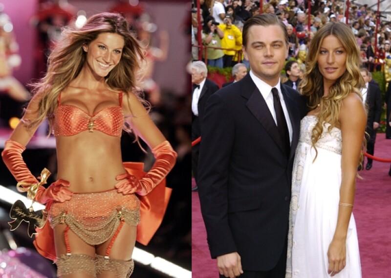 El actor de 37 años tiene un largo historial amoroso con mujeres guapas: Gisele Bündchen, Bar Refaeli y ahora la modelo de Victoria´s Secret Erin Heatherton. Vaya que Leo tiene buen gusto.