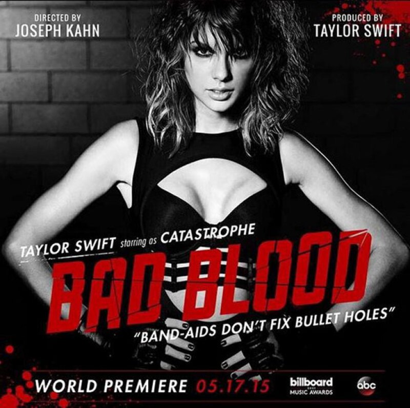 Como lo prometió, la cantante estrenó mundialmente su nuevo video durante la apertura de los Billboard Music Awards 2015.