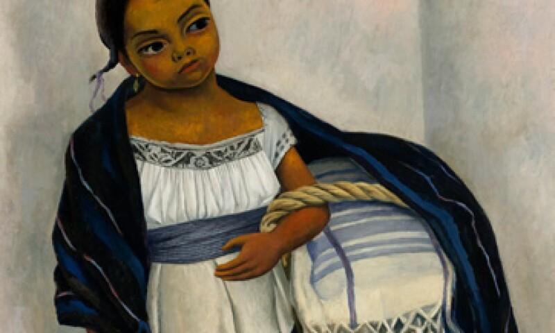 Las leyes de patrimonio nacional mexicanas prohíben la exportación de obras de Rivera, lo que incrementa el valor de sus trabajos vendidos en el exterior.  (Foto: Reuters)
