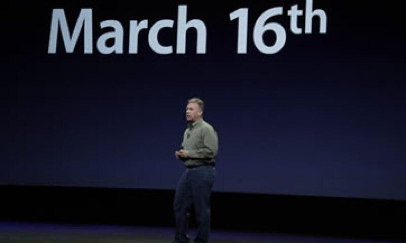 La nueva iPad sale a la venta el viernes en diez países, entre ellos Estados Unidos, Canadá, Singapur, Francia y Reino Unido. (Foto: AP)