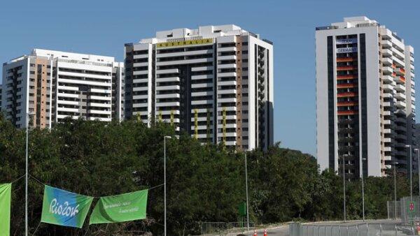 Villa Olímpica Río 2016