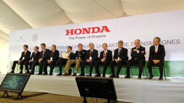 Honda planta