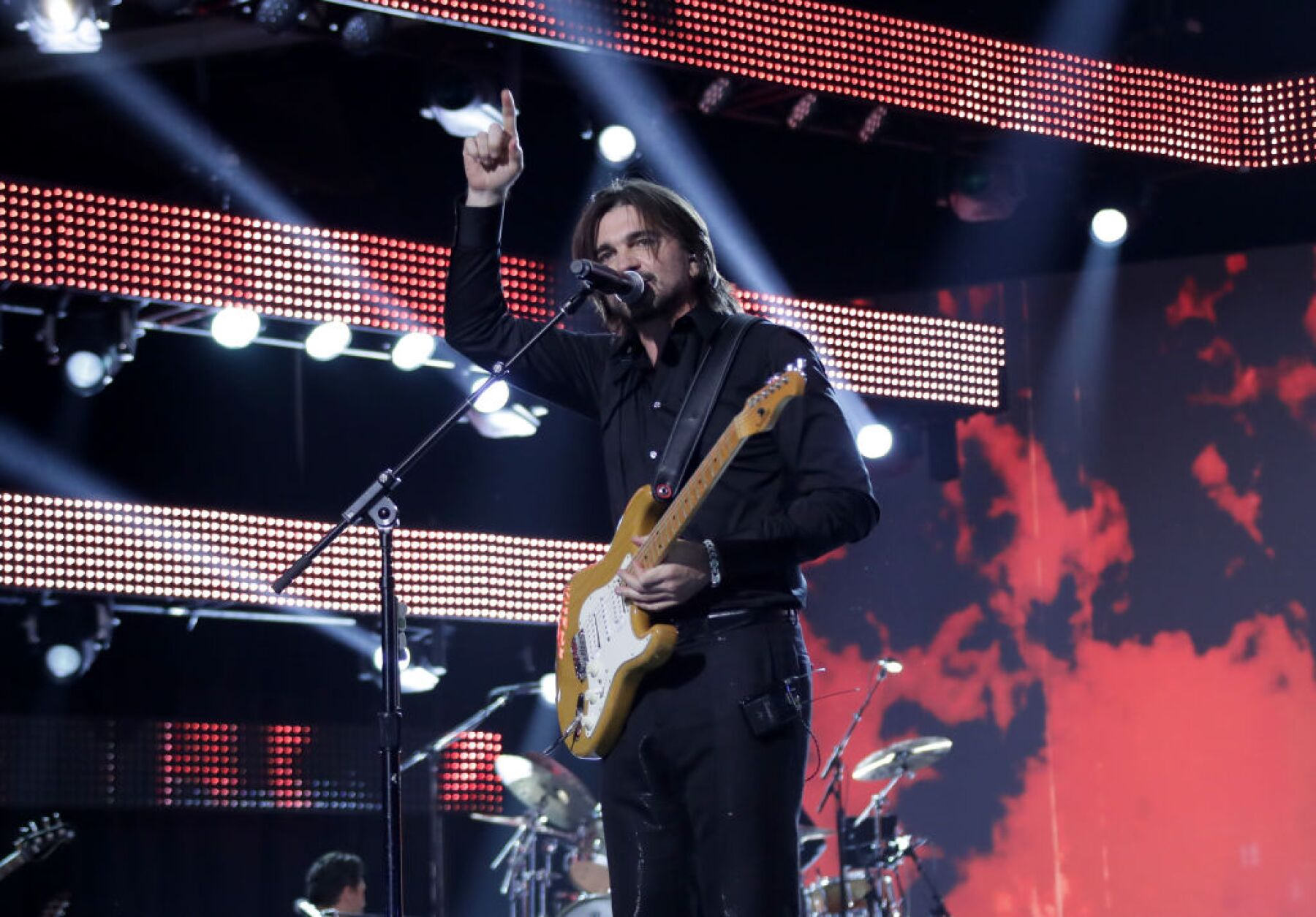 The 20th Annual Latin GRAMMY Awards – Person Of The Year Gala – Roaming Show