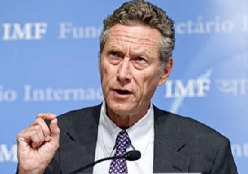 Olivier Blanchard dijo que la producción económica podría ser menor a la que existía antes de la crisis financiera. (Foto: AP)
