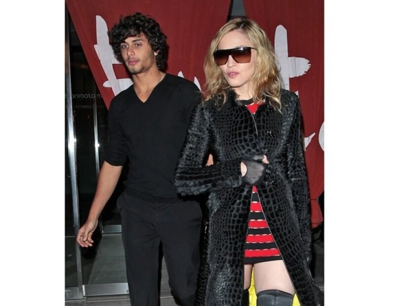 Es bien sabido que a Madonna lo que menos le importa es la edad, a la hora de buscar una pareja.