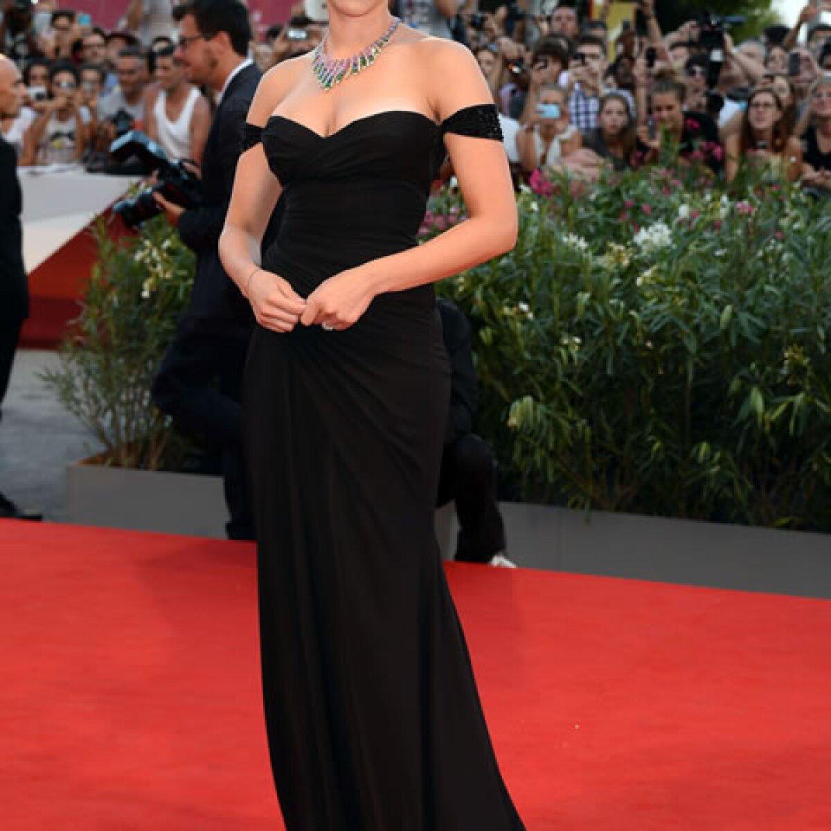 Los vestidos más sexys de Scarlett Johansson