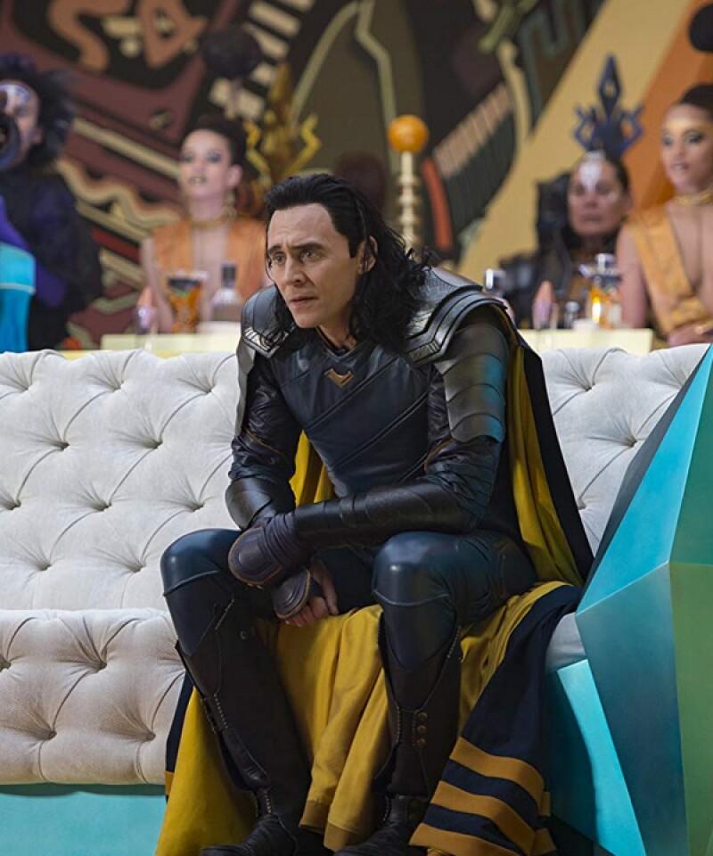 Loki en Thor: Ragnarok (2017)