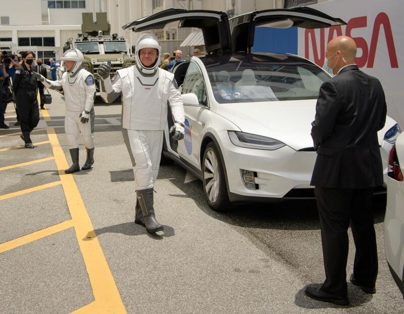 Space X y la NASA en nueva misión.