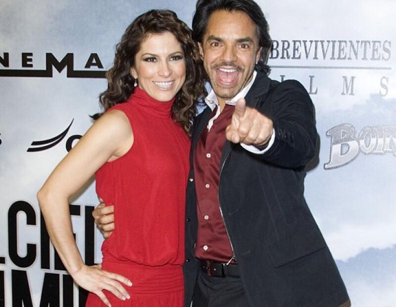 Alessandra Rosaldo y Eugenio Derbez se darán el `sí, acepto´ este 7 de julio.