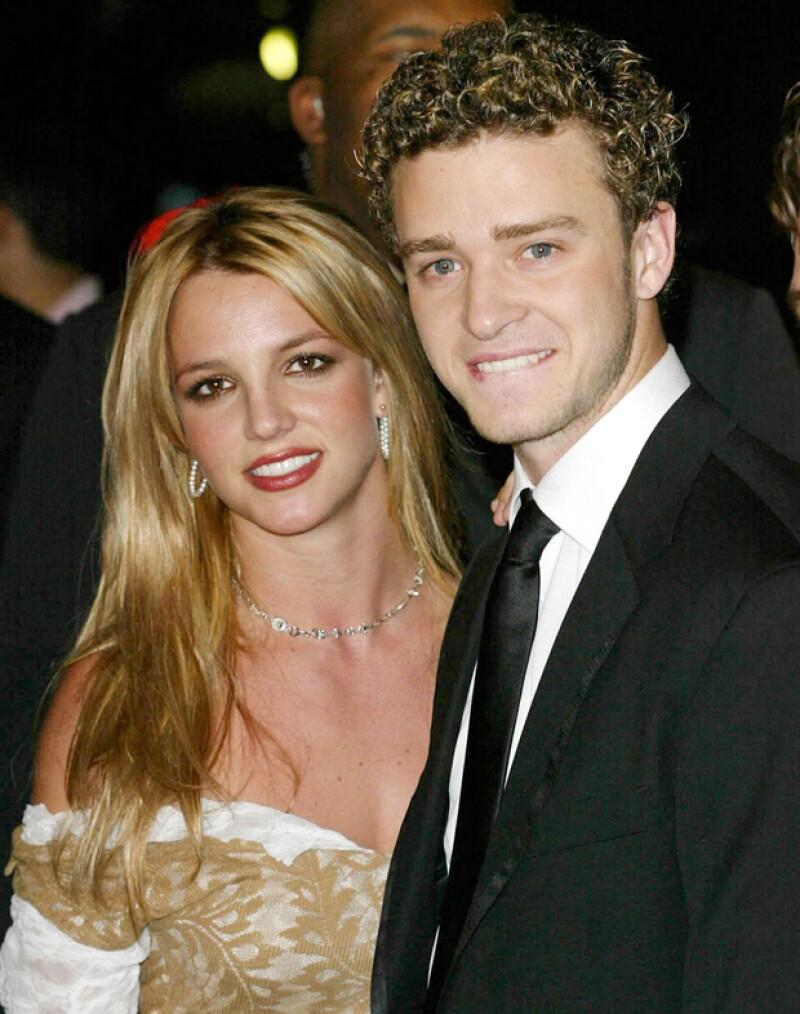 Britney Spears y Justin Timberlake tuvieron una de las relaciones más apasionadas de la farándula.