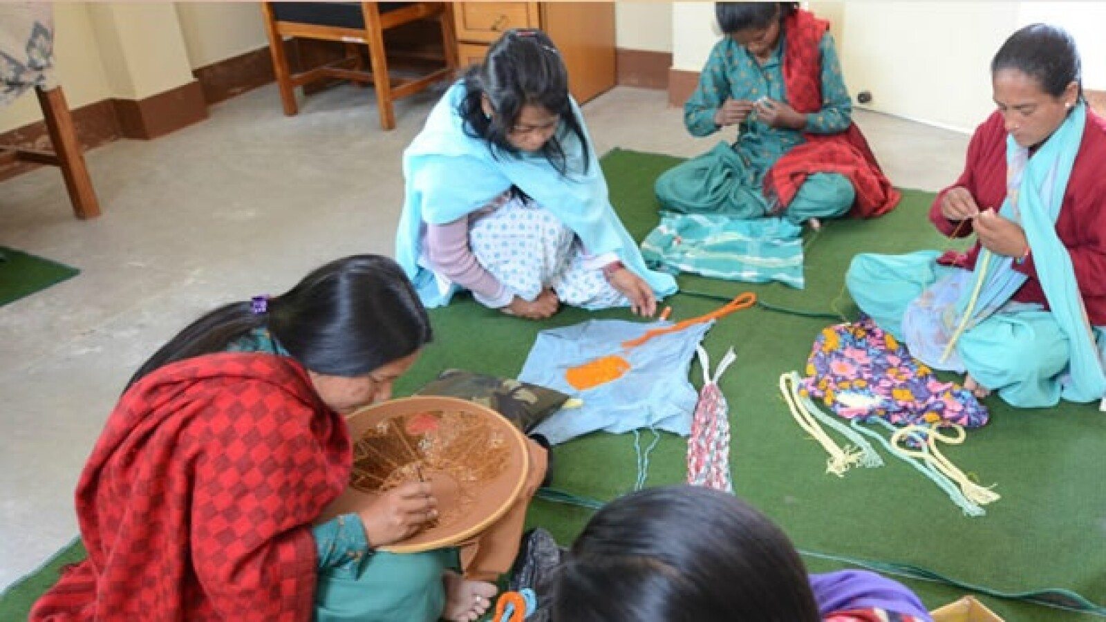 Proyecto Libertad - Maiti Nepal - Artesanías