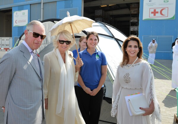 The Prince of Wales and The Duchess of Cornwall Tour Abu Dhabi - Day 3