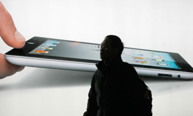 Apple asegura que Proview podría perder el derecho de la marca porque hace años que no ha vendido su propia tableta. (Foto: Reuters)