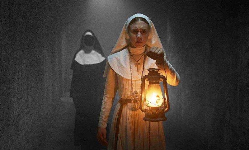 The-nun-la-monja