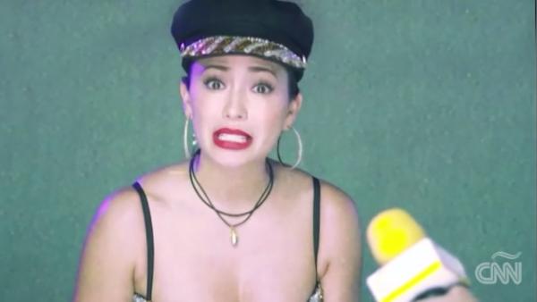 Interpretar a Selena Quintanilla ha sido de los mayores retos para Maya Zapata