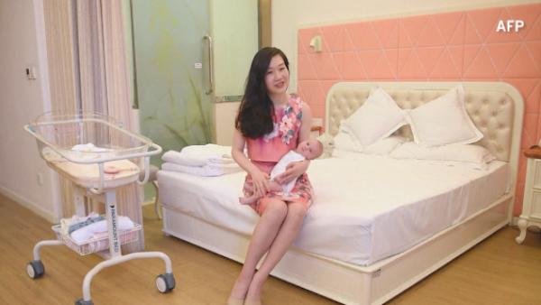 -FINDE-Descanso-ideal-nuevas-madres-China-AFP