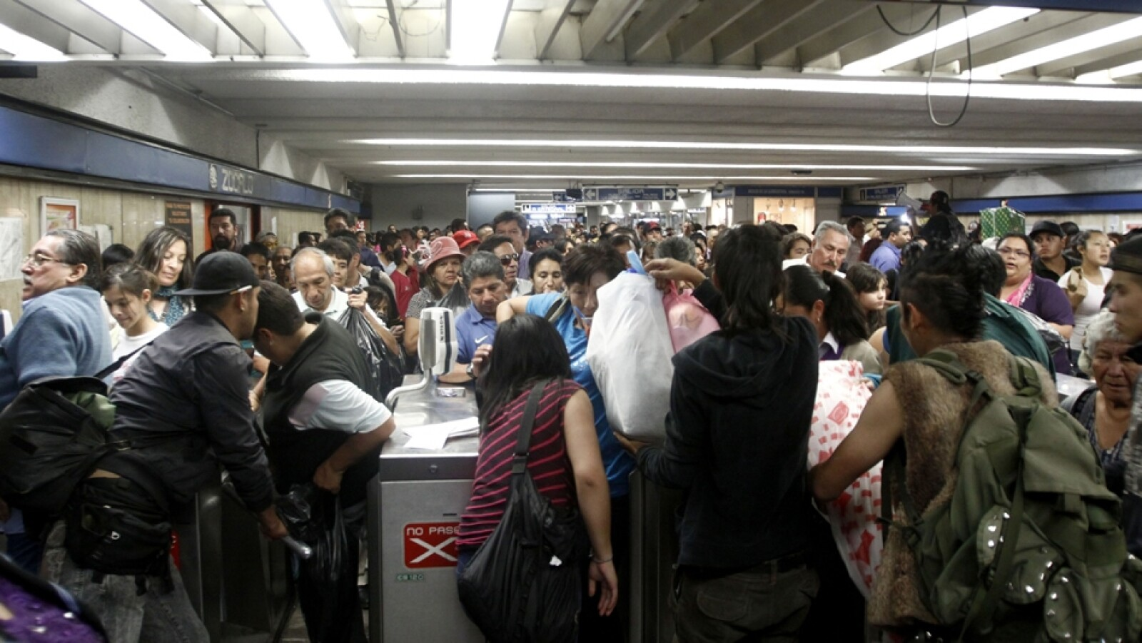 Cuartoscuro. protesta, metro, aumento, tarifa