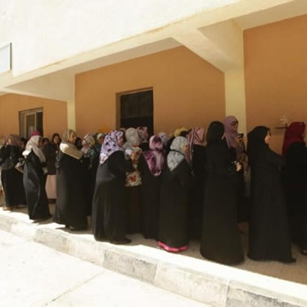 Libia elecciones 1