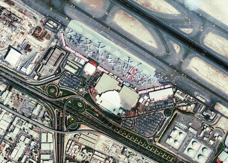 Dubai aeropuerto