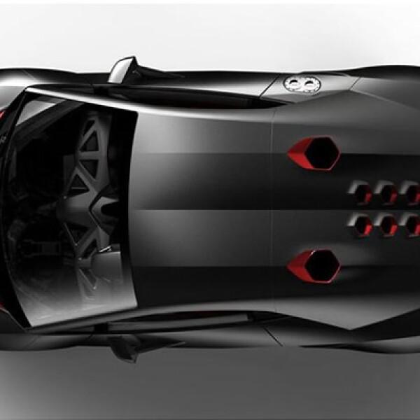 Aún así, Lamborghini recibió los aplausos de la crítica, durante la primera jornada del AutoShow de París, realizada el pasado 2 de octubre.