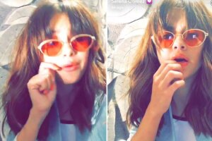 Selena se unió a la tendencia de corte bob.