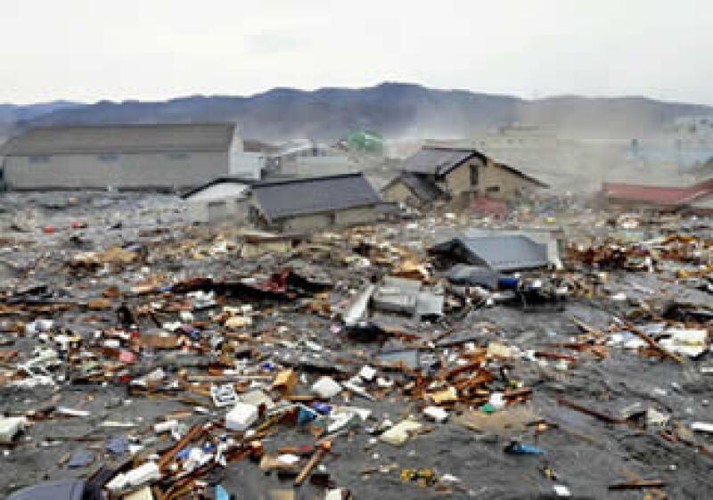 El terremoto que ocurrió  en el noreste de Japón fue el más fuerte de las últimas décadas para el país. (Foto: AP)