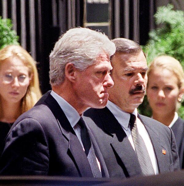 Muerte de John F Kennedy Jr.