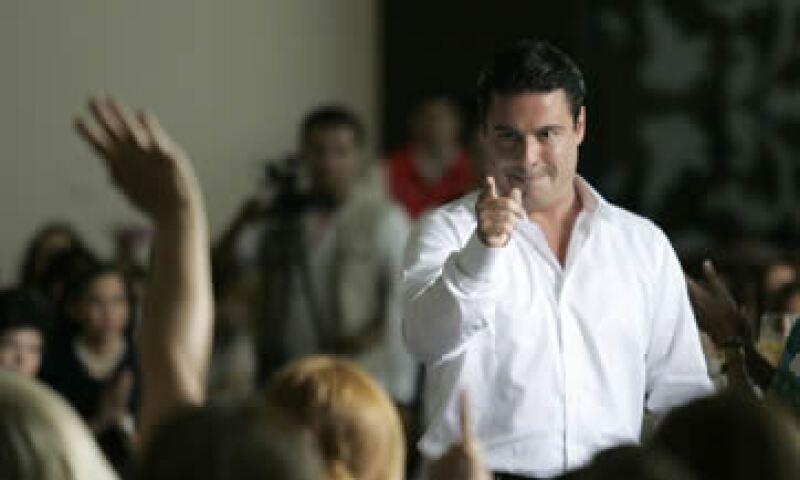 Con el % de los votos, Jorge Aristóteles Sandoval es el nuevo gobernado electo del estado de Jalisco. (Foto: Reuters)