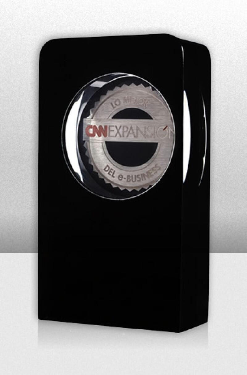 La entrega de los Premios CNNExpansión a lo Mejor del e-Business se realizó el 8 de noviembre. El Jurado, integrado por editores de los sitios y revistas de Grupo Expansión, eligió al sitio ganador de cada categoría. (Foto: Jean Paul Bergerault)