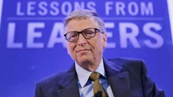 Bill Gates anunció el fondo que recibirá aportaciones de iniciativa privada y gobiernos. (Foto: Getty Images )