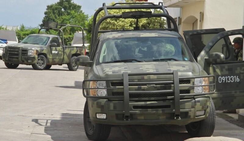 Ejército Culiacán Sinaloa